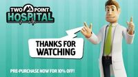 Two Point Hospital Live Stream - An hour in Tumble with Craig and Chris!