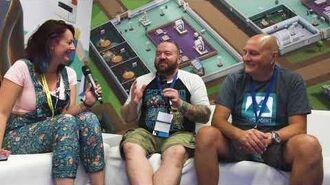 Two Point Hospital Gamescom 2018 Developer Interview