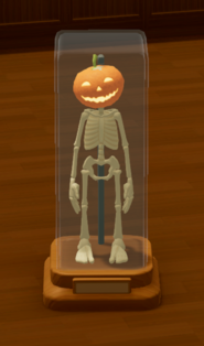 Display Skeleton SM