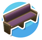 Purple-Bench-Icon