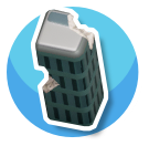 Destroyed-Building-Icon