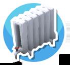 Radiator-Icon