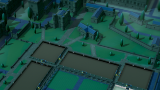 Mitton University SM Map 2