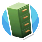 Filing-Cabinet-Icon