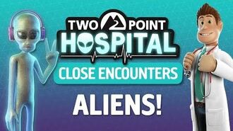 Two Point Hospital Close Encounters - Official Trailer