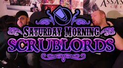 Saturday Morning Scrublords Title Screen BVC