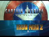 Captain America: Super Soldier & Iron Man 2