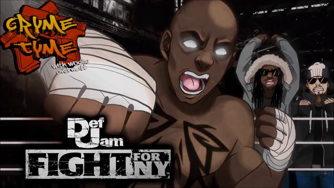 Def jam fight for new york title png