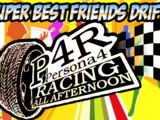 Persona 4 Racing All Afternoon