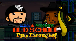 Matt and Woolie's Old School Playthroughs