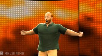 Pat WWE