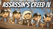 Assassins's Creed IV Facebook