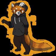 Red Panda Matt