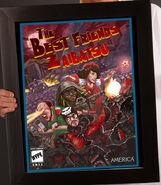 Merch The Best Friends Zaibatsu Poster