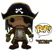 Funko Pirate Woolie Mothman