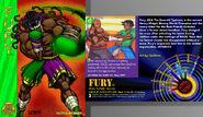 Fury Zaibatsu Card