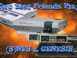 NES SNES and Genesis!