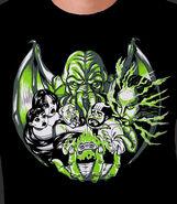 Matt Pat 2 Spooky-Shirt large