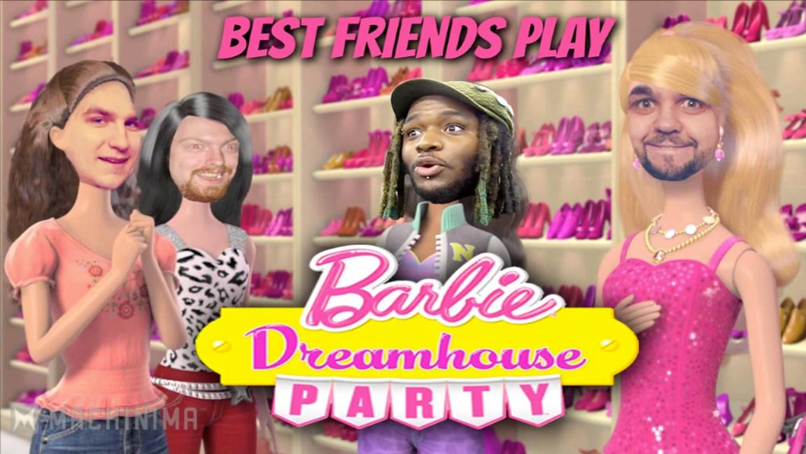 Barbie Dreamhouse Party Zaibatsupedia Fandom Powered By Wikia