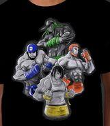 Zaibatsu Street Fighters