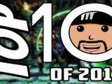 Matt's Super Best Top Ten of 2013