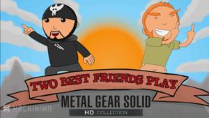 Metal Gear Solid HD