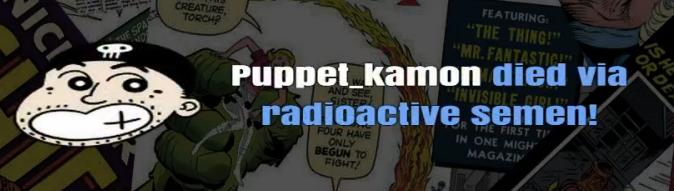 Puppet Kamon Matt Stream