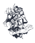 Skull Knight Matt SaltyJub