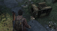 The Last of Us Axe