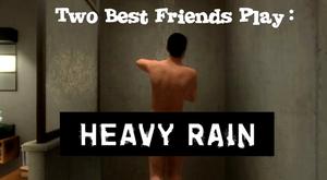 Heavy Rain Title Card