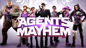 Agents of Mayhem Title