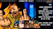 Character Select Pat