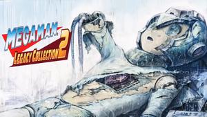 Mega Man Legacy 2 Title
