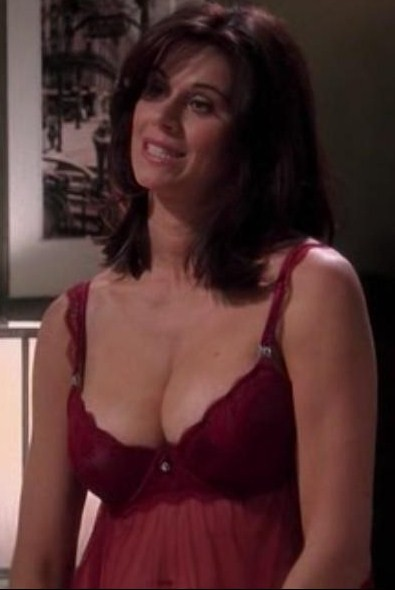 Boobs and chelsea from two and a half men toplesz toples
