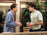 Charlie and Alan