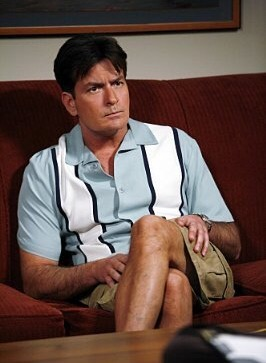 Two and a Half Men -- Charlie Sheen Controls the Fate of the Show