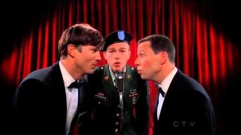 Two and a Half Men - Intro (Season 10)