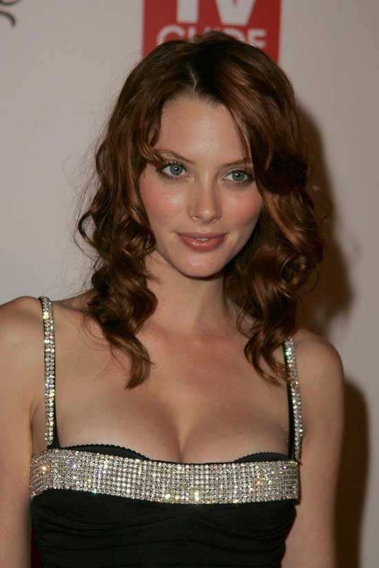 Latest Cb on april bowlby two and a half men candy