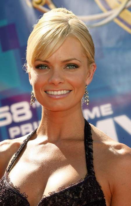 Jaime Pressly Two And A Half Men Wiki Fandom Powered By Wikia
