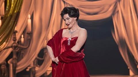 Kacper Kuszewski jako Maria Callas - Twoja Twarz Brzmi Znajomo