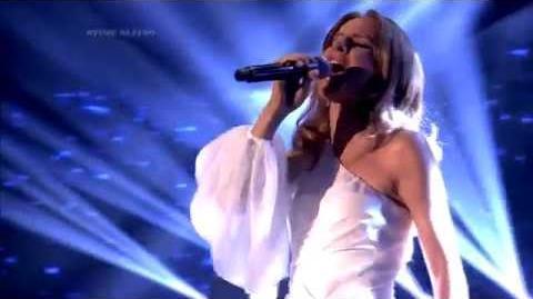 Monika Dryl jako Celine Dion Twoja twarz brzmi znajomo