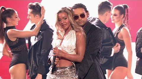 Honorata Skarbek i Bogumił Romanowski jako Beyonce i Sean Paul - Twoja Twarz Brzmi Znajomo