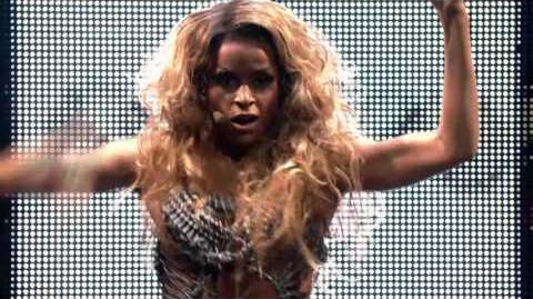 Aleksandra Szwed jako Beyonce - Twoja Twarz Brzmi Znajomo