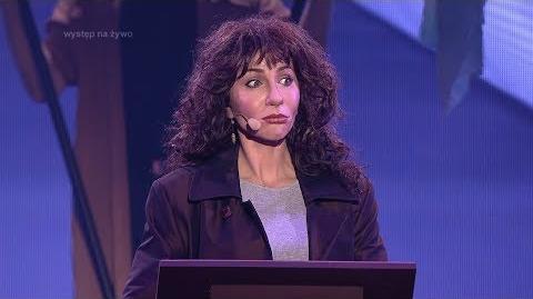 Marta Wiejak jako Kate Bush - Twoja Twarz Brzmi Znajomo