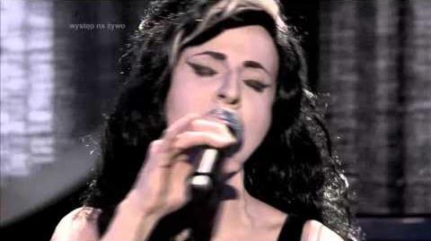 Monika Dryl jako Amy Winehouse Twoja twarz brzmi znajomo