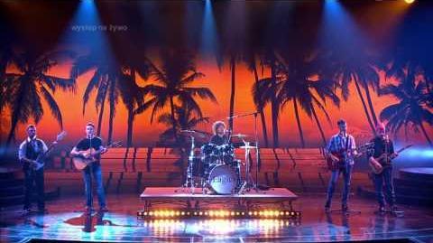 Kasia Popowska jako Don Henley The Eagles - Twoja Twarz Brzmi Znajomo