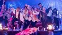 Tyszkiewicz, Rudaś, Bijoś, Szomańska jako Backstreet Boys - Twoja Twarz Brzmi Znajomo