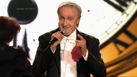 Robert Koszucki jako Andrzej Rosiewicz - Twoja Twarz Brzmi Znajomo