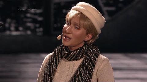 Marta Wiejak jako Barbra Streisand - Twoja Twarz Brzmi Znajomo