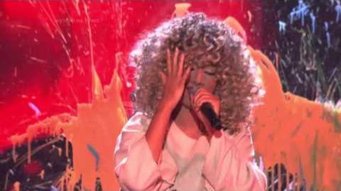 Agnieszka Twardowska jako Rihanna - Twoja Twarz Brzmi Znajomo